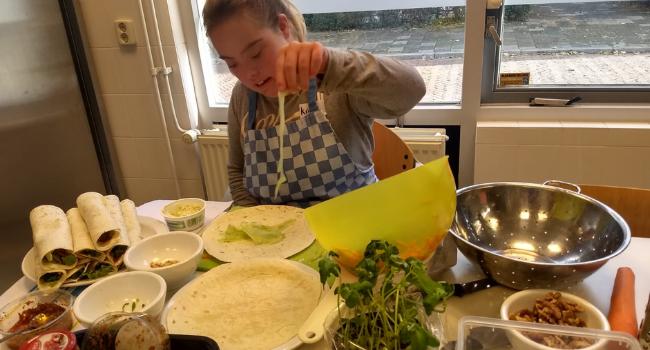 Koken voor jongeren Delft