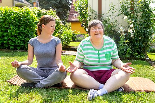 Mindfulness training Den Haag