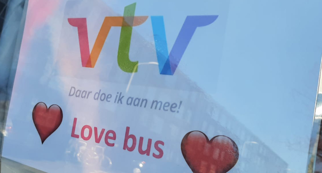 4 maart - VTV Lovebus on tour